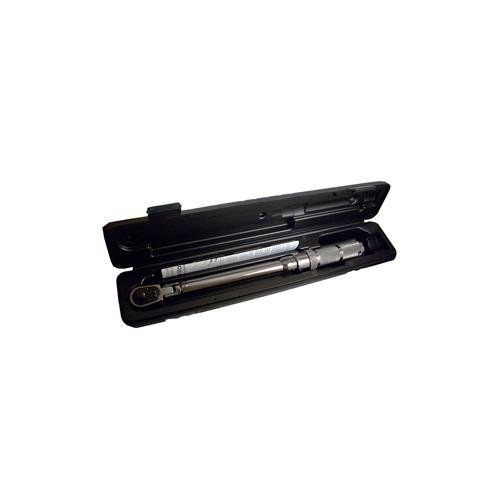 Precision Instruments 3/8 Drive 15-100 lb.ft. Flex Head Click Torque Wrench M2FR100FX by Precision Instruments