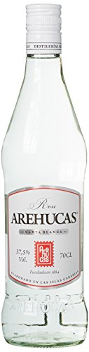 Arehucas Ron Carta Blanca, 1er Pack (1 x 700 ml)