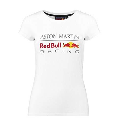 Official Formula 1 Merchandise - Red Bull Racing F1™ - Frauen Logo T-Shirt - Weiß