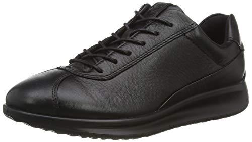 ECCO Damen AQUET Sneaker, Schwarz (Black 1001), 39 EU