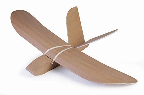 Graupner FT4125 Mighty Mini Sparrow, Freiflugmodell, Wurfgleiter, RC Flugzeug