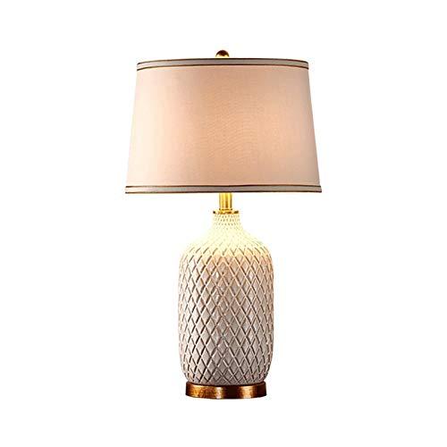 jinyi Lámpara de Mesa Moderna lámpara de Escritorio Dormitorio Luminosos Luminosos Sala de Estar Estudio de cerámica lámpara de Lectura cariño de Ojos lámparas de Mesa Mesita de Noche Lámpara