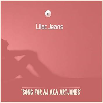 Song For AJ Aka ArtJones