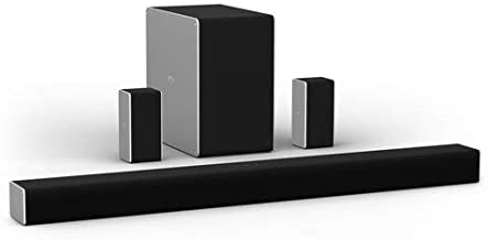 VIZIO SB36512-F6B 36inch 5.1.2 Home Theater Sound System with Dolby Atmos(Manufacturer )(Renewed)