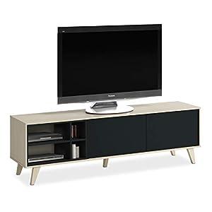TV – Cómoda TV Mueble bajo TV Armario Lotta: Amazon.es: Juguetes y ...