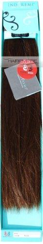 "Bobbi Boss Indi Remi Hair Extension 18"" Silky #4/30"