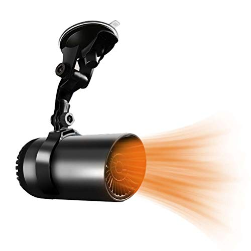 Riscaldatore Per Auto, Riscaldatore Per Auto Riscaldamento Rapido 12V 150W, Riscaldatore Per Sbrinatore Per Auto Per Linverno, Riscaldatore Per Auto Accendisigari Parabrezza Defogger Sbrinatore