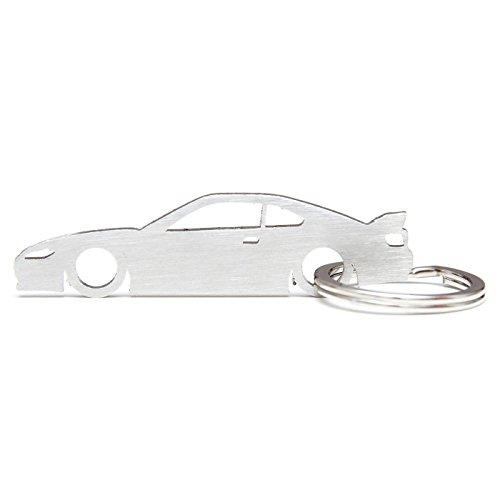 Boostnatics Silhouette Keychain Keyring for Nissan S15 240SX Silvia