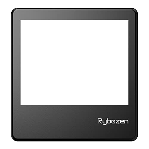 Rybozen Ultra-Thin Portable Slide Scanner 5 x 4 Inches LED Light Panel Photo Slides Negatives and Film Viewer