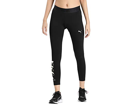 PUMHB|#Puma Modern Sports 7/8 Tights, Leggins Donna, Puma Black, XL