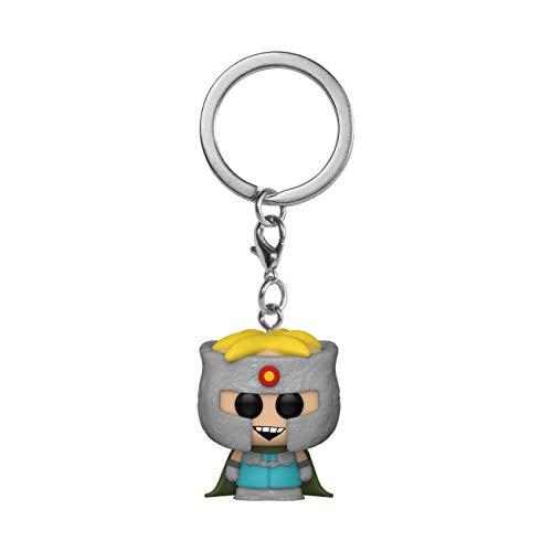 Funko 51643 POP Keychain: South Park-Professor Chaos Sammelbares Spielzeug, Mehrfarben