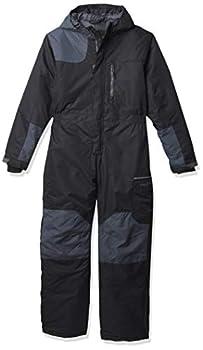 Arctix Youth Dancing Bear Insulated Snow Suit Black Medium