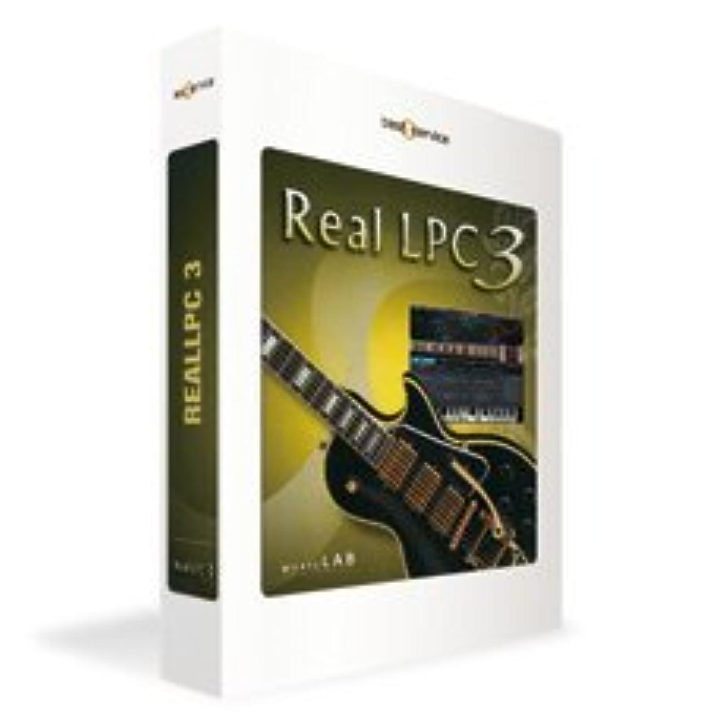 クロス花弁発掘◆MusicLab Real LPC 3◆並行輸入品◆リアル?レスポールカスタム音源◆Best Service◆