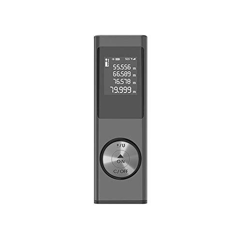 RYSF Digital RangeFinder e sensore di Angolo elettronico sensore Pythagorean sensore di Distanza (Size : 40m)