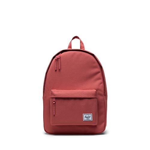 Herschel Unisex's Classic Backpack Mid-Volume, Dusty Cedar, One Size