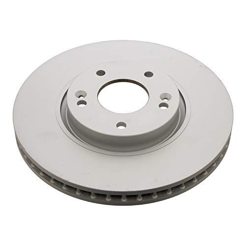 febi bilstein 31317 Brake Disc Set (2 Brake Disc) front, internally ventilated, No. of Holes 5