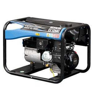 Stromerzeuger, einphasig, Benzin, 4000 W, SDMO
