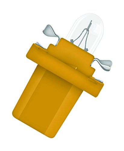 Lamp 12 V originele lijn - 1,5 W - bx8,5d - 1 stuk - los - geel