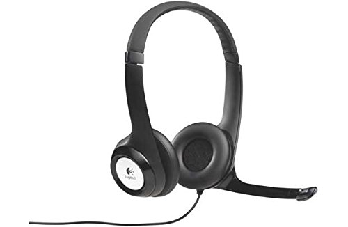 Logitech H390 USB Gaming Headset.