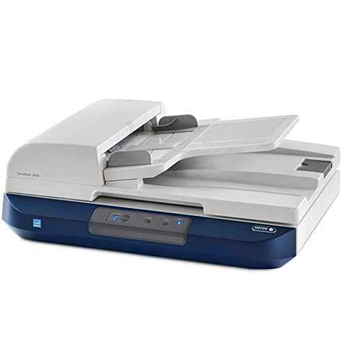 Xerox DocuMate 4830 Duplex Document Scanner with Flatbed