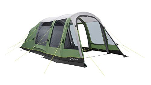 Outwell Chatham Air Tente Unisexe, 4A, Vert, 4-Person