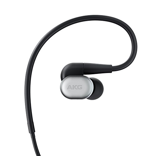 AKG N30 (Canal Type Earphone high Resolution 2 Way) (Dynamic/BA) 【Hybrid/Cable Detachable Type】 AKGN30SIL (Silver) [Japan Domestic Regular Item]