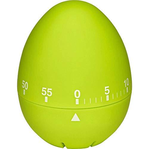TFA Dostmann Eieruhr Küchentimer 38.1032 (Grün)