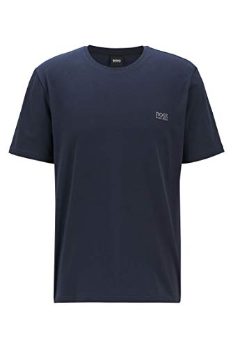 Boss Mix & Match T-Shirt R, Blu (Dark Blue 403), Medium Uomo