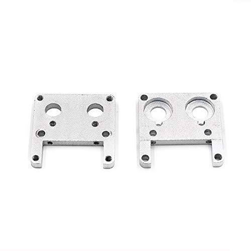 Fine craftsmanship 2Pcs 3D Printer Accessories for For For For Ultimaker 2 Extruder Fixed Aluminum Block Quadcopters Accessories Perfect style