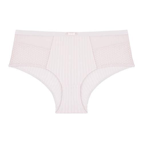 Bestform Damen Milia Boxershorts, Pink (Poudre 044), 48 (Herstellergröße: 50)
