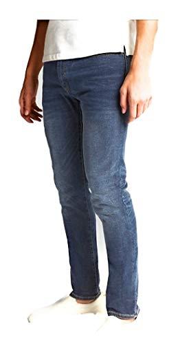 GAP Men's Skinny Jeans with GapFlex Stretch, Worn Dark Tint (31x30)