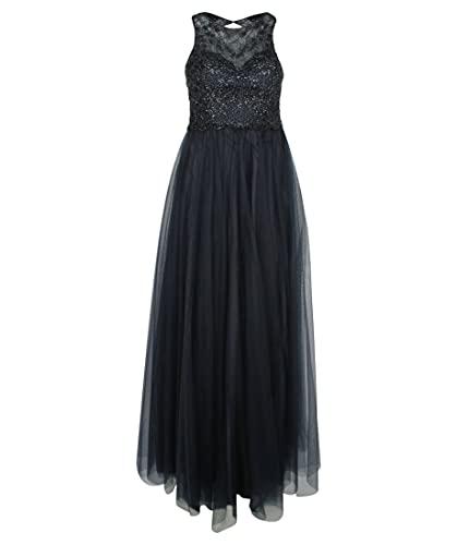 Laona Damen Abendkleid Marine (52) 34
