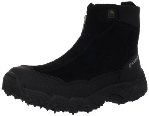 Icebug Men's Metro Bugrip Walking Shoe,Black,10 M US