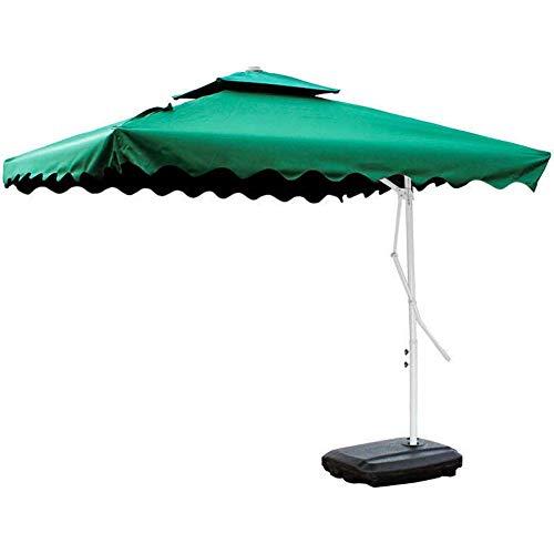 Parasols Sonnenschirm mit UV-Schutz und wasserdicht, geeignet for Außenterrasse Shading
