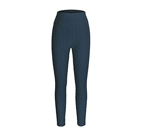 Pantalones De Yoga De Cintura Alta para Mujer De Verano Leggings EláSticos Ajustados Y Ajustados