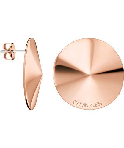 Calvin Klein - Pendientes colgantes - acero inoxidable acero inoxidable 7612635127507