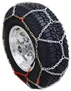 Diamond Pattern Tire Chain for Trucks and SUV's