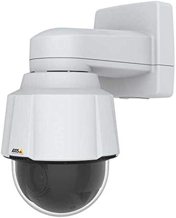 Telecamera videosorveglianza professionale axis p5654-e 50hz 01758-001