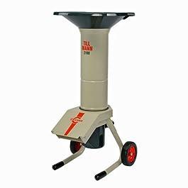 Cramer Broyeur de végétaux électrique TILLMAN 2100W – 180 kg/h – Capacité 30 mm