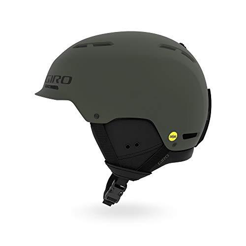 Giro Trig MIPS Snow Helmet - Matte Olive - Size M (55.5–59cm) (2020)