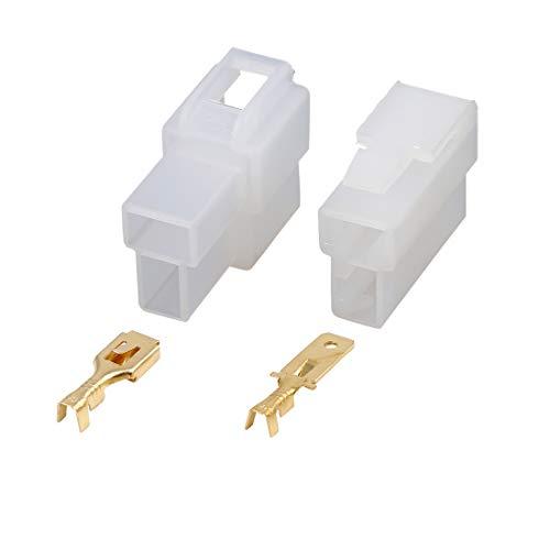 X AUTOHAUX 10 Conjuntos De Conectores De Cable...