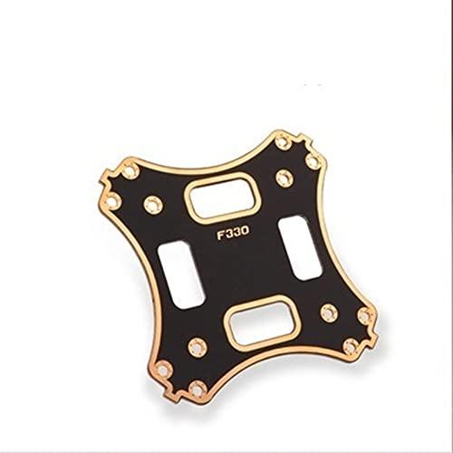 DingPeng for PCB 33. 0mm F330 Drone Mini 4 Axis Rack Blocking Kit for Fai da Te FPV Racing Drone Quadcopter Accessori Ricambi (Color : 1PC Upper Board)