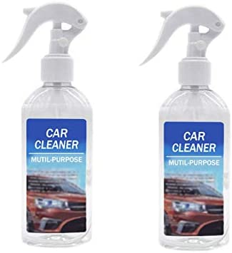 GFDK 2PCS Stain Out All in 1 Bubble Cleaner for Car Car Interior Cleaner Spray Foam Bubble Cleaner product image
