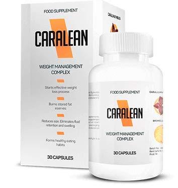 CARALEAN 100% Natural 30 capsulas www.libertaz.biz