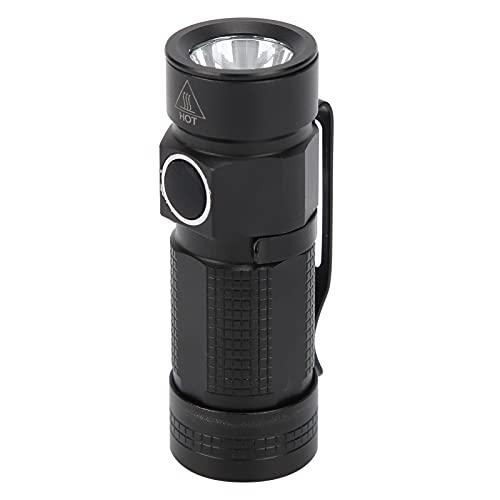 FOLOSAFENAR Linterna Impermeable, Duradera Y Fácil De Llevar Linterna LED De Tamaño Pequeño para Caza Al Aire Libre