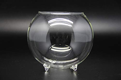 Aquarium Micro landschap ecologische fles Statief glazen aquarium Sappige DIY driepotige vaas Glazen fles gemaakt van mos,XL