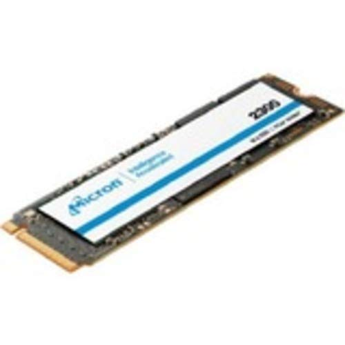 Micron 2300 1 TB Solid State Drive - M.2 2280 intern - PCI Express NVMe (PCI Express NVMe 3.0) - Desktop PC, Notebook Gerät unterstützt - 600 TB TBW - 3300 MB/s maximale Lesegeschwindigkeit
