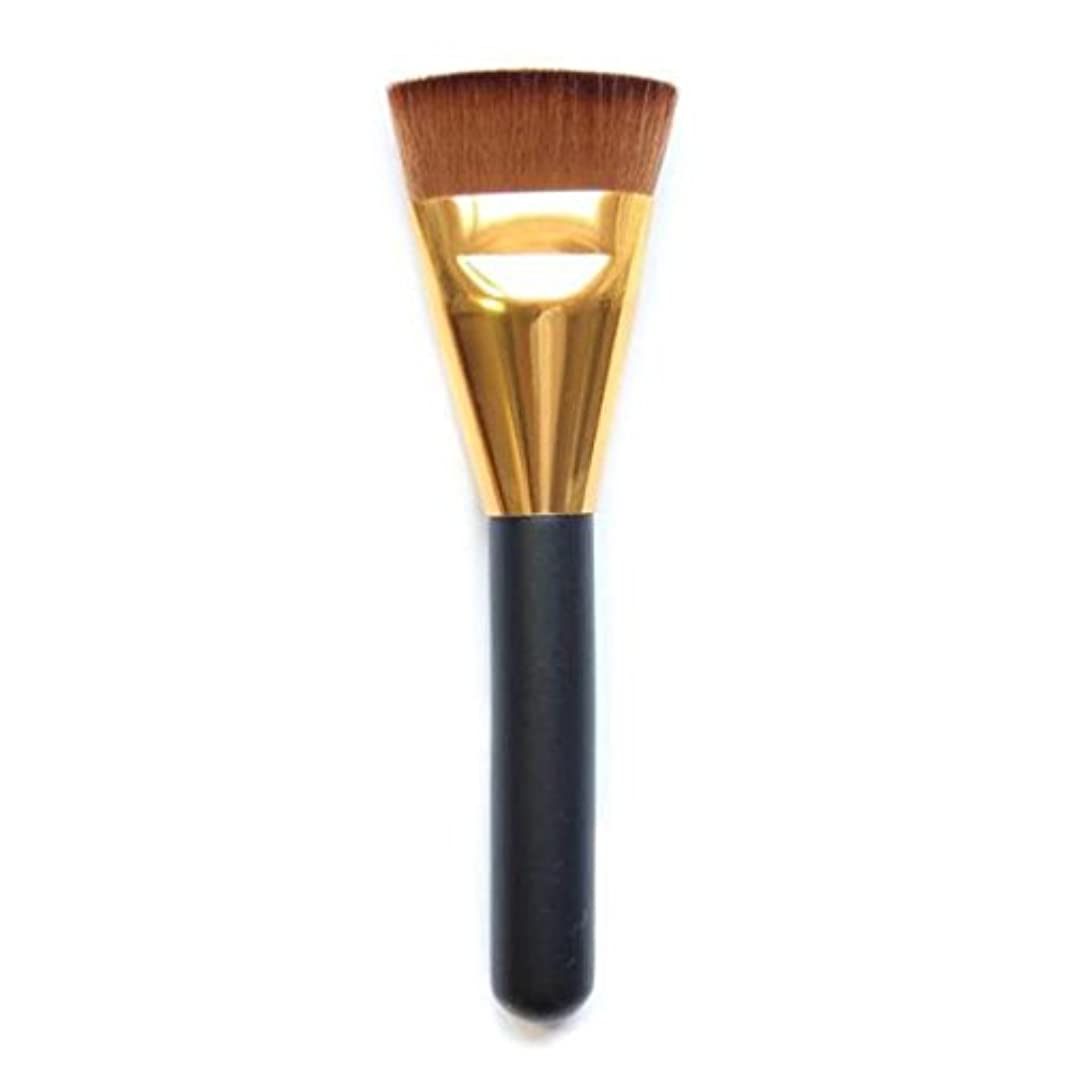 豊富なキュービック空気(プタス)Putars メイクブラシ ファンデーションブラシ ブラウン 化粧ブラシ ふわふわ お肌に優しい 毛量たっぷり メイク道具 プレゼント