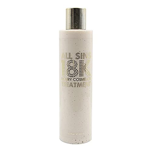 All Sins 18K Treatment Oro Mascarilla Capilar - 200 ml
