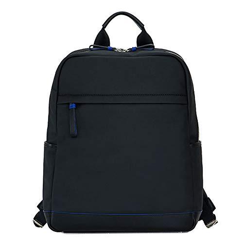 MyWalit Rucksack mit mehreren Taschen, Schwarz, 7501-03